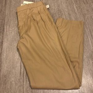 Polo Ralph Lauren golf Khaki pants 34L NWT